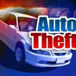 Ridgely Woman Charged In Car Theft
