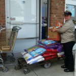 The Caroline Circle Delivers Food To Caroline County Humane Society