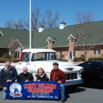 Spring Car Show sponsored by the Kent Island Cruisers Car Club.