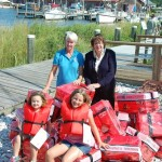 September 5th Charity Boat Auction Miles River Yacht Club Foundation and Chesapeake Bay Maritime Museum.