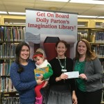 Imagination Library of Caroline County Registers 500th Child.