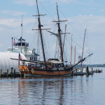 Schooner Sultana in St. Michaels May 14-25
