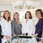 Jewelry raffle benefits Compass Regional Hospice.
