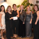 Bosom Buddies Gift Funds Hospice Care for Breast Cancer Patients.