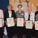 Estate Treasures honors founding volunteers at 25th anniversary celebration.