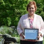Compass Regional Hospice names volunteer of the month