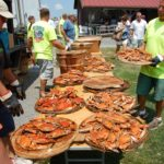Celebrities, crab pricing announced for August 14 Watermen's Appreciation Day