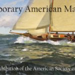 American Society of Marine Artists exhibition opens December 10 at CBMM, Academy Art Museum.