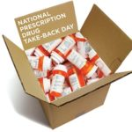 National Prescription Drug Take Back Day, October 22, 2016 from 10:00 am to 2:00 p.m. at State Police Barracks.