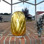 Tolchester Beach Bandstand gets new pineapple