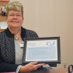 Compass Regional Hospice Names Volunteer of the Month.