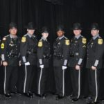 Eastern Shore Criminal Justice Academy, three Deputy Sheriff recruits graduated at a commencement ceremony in Salisbury. Deputy Savanna Dickey, Deputy Patrick R. Matteson and Deputy Lanard M. Pack