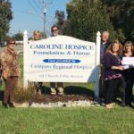 Caroline Foundation Signs Management Agreement with Mid-Shore Community Foundation.