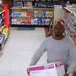 The Federalsburg Police Department Looking for Store Theft Suspect.