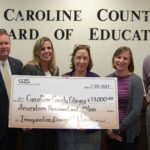 Caroline County Public Schools Staff Raise $17,000 for Imagination Library