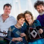 """Friday Nites in Caroline"" presents the Ocean Celtic Quartet at the Central Library."