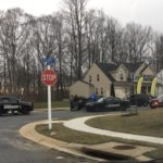 The three suspects remain in custody after theft  NorthBrook Community, Centreville, MD.