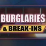 Travis Murray of Greensboro was arrested for string of Burglaries and Break-ins.