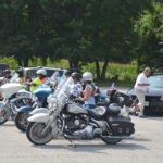 Red Knights Motorcycle Club Fundraiser & Ride / Fisher Manor Community Day.