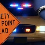 SOBRIETY CHECKPOINT the week of August 21st thru August 27th 2017 location within Talbot County.