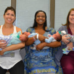 Three sets of twins – all boys – came into the world at the Birthing Center at UM Shore Medical Center at Easton within three days.