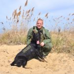 Queen Anne's County Sheriff's Office mourns passing of K-9 Blek