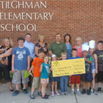 Tilghman Area Youth Association receives grant from Bryan Brothers Foundation