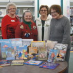Daughters of the American Revolution Support the Caroline County Public Library