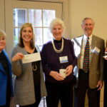 Hospice accepts donation from Emmanuel Episcopal Church of Chestertown